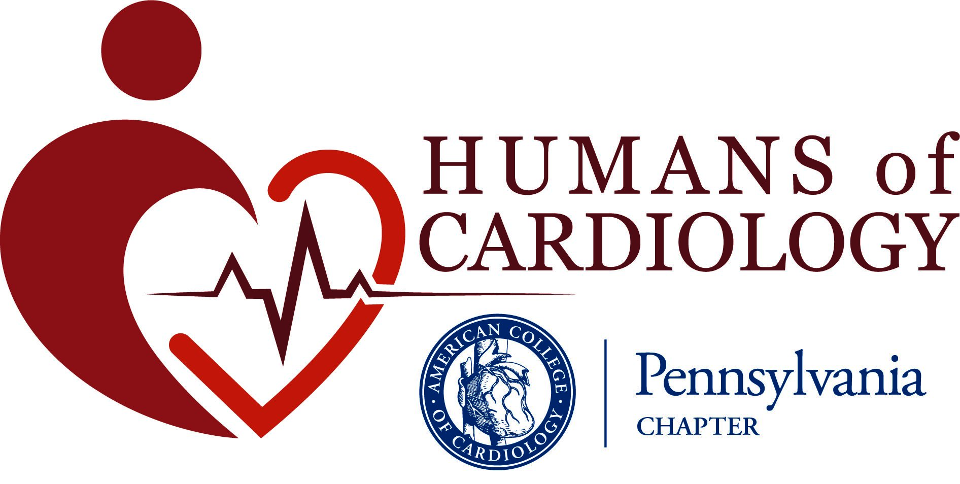 Humans of Cardiology logo